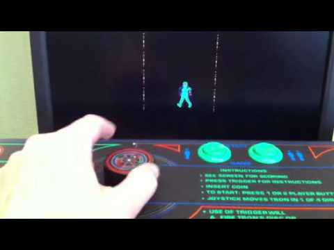 Tron spinner mouse hack test