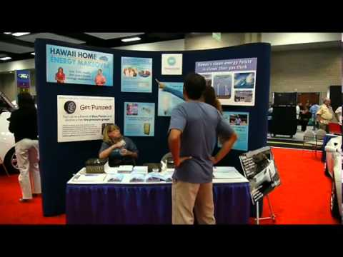 2010 Hawaii Auto Show--Hawaiian Electric Features Electric Vehicle Technologies
