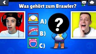 BRAWLER QUIZ BATTLE GEGEN CLASHGAMES! (Extrem Schwer😅) | Brawl Stars deutsch