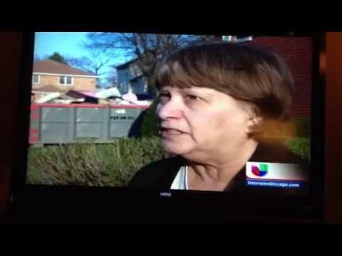 Flood In Morris Illinois . My Mom