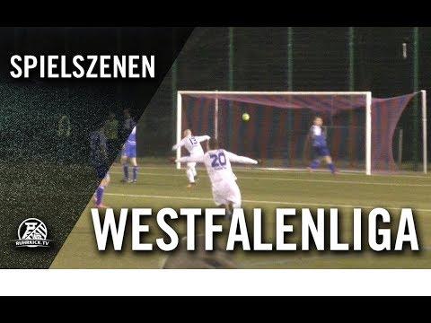 SC Westfalia Herne - TuS Ennepetal (17. Spieltag, Oberliga Westfalen) | RUHRKICK.TV