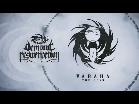 Demonic Resurrection - Varaha - The Boar (Official Play-Through & Lyric Video)
