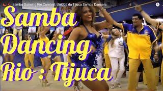 SAMBA DANCING Rio Carnival: ORIGINAL FROM BRAZIL!!