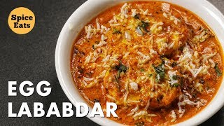 EGG LABABDAR | ANDA LABABDAR | CREAMY EGG CURRY