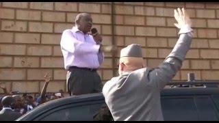 uhuru receives another odm mp in his kiambu tour