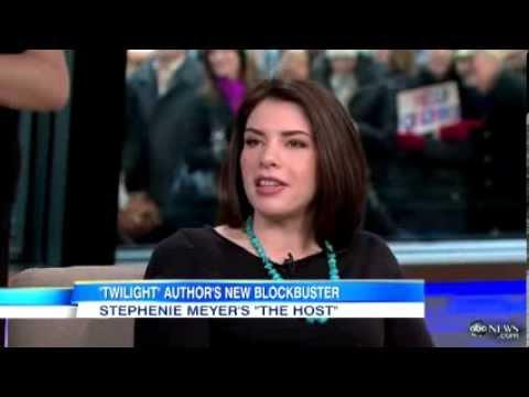 Stephenie Meyer interview in abcNEWS