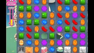 Candy Crush Level 154 - Candy Crush Saga Level 154 - No Boosters