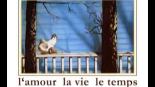 Bertrand Gosselin - Parfois la vie