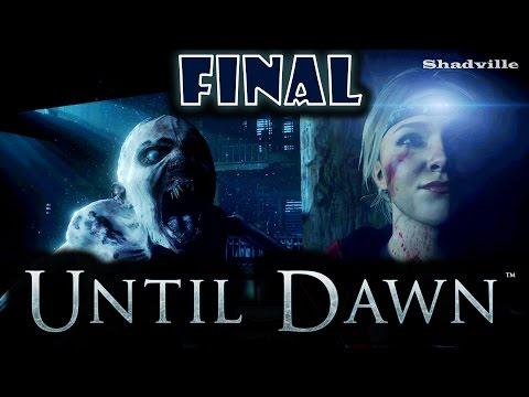 Until Dawn (Дожить до рассвета) Прохождение игры #13: Сегодня никто не умрет (Финал)