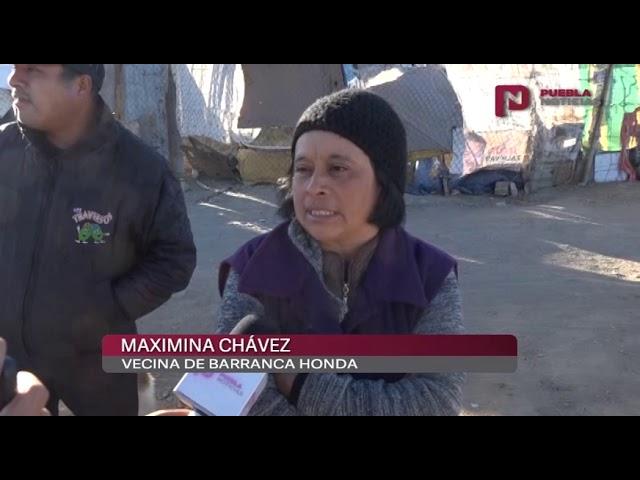 #SET #PueblaNoticias Sellan fuga en Barranca Honda
