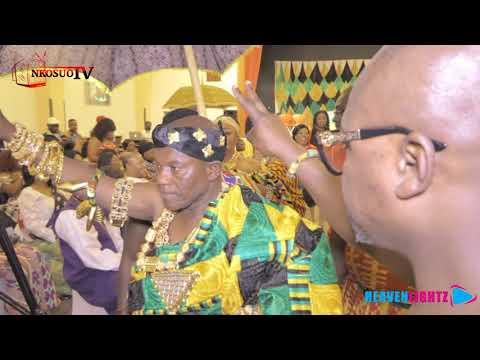 The Coronation of Nana Frimpong Manso Basoah (King of Asanteman Kuo in HAmburg-Germany)