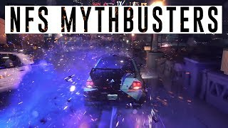 NEED FOR SPEED 2015 MYTHBUSTERS #2
