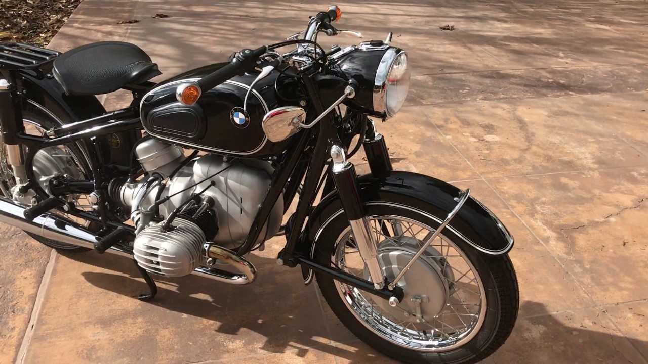 1964 Bmw R60 2 For Sale Youtube