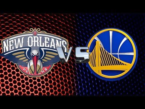 NBA Playoffs 2018: Warriors vs Pelicans Series Preview