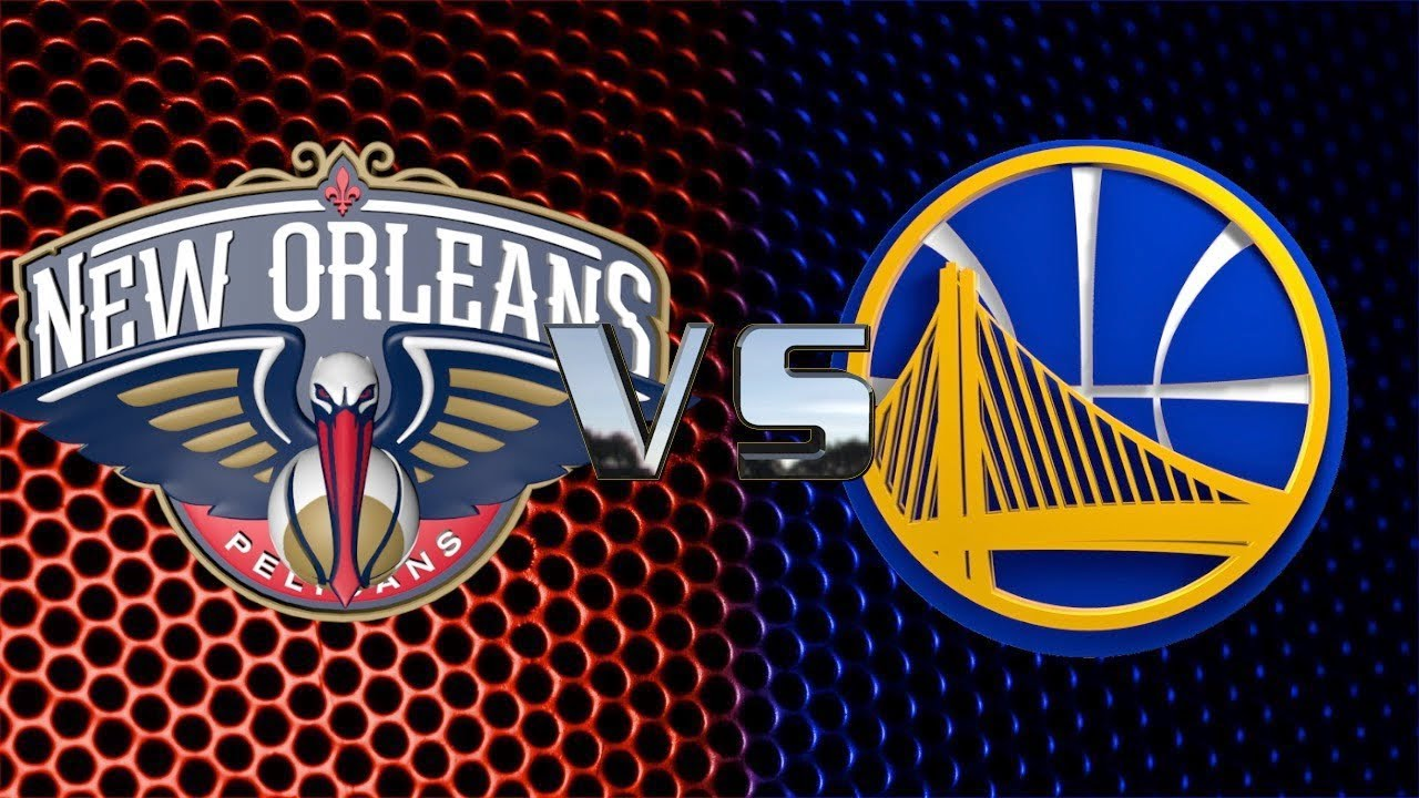 NBA Playoffs 2018: Warriors Vs Pelicans Series Preview - YouTube