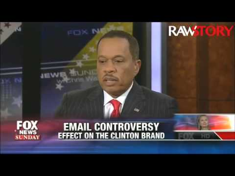 Juan Williams and Karl Rove clash over secret emails