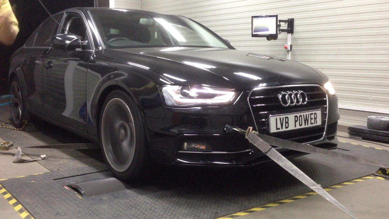 LVBpowerengineering com - Audi A4 2013 20tdi 136hp tuned to 193hp by obd  port without remove the ecu