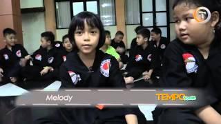 TEMPO YOUTH Beladiri Praktis Buat Anak anak