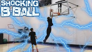 SHOCKING 1V1 BASKETBALL!!!