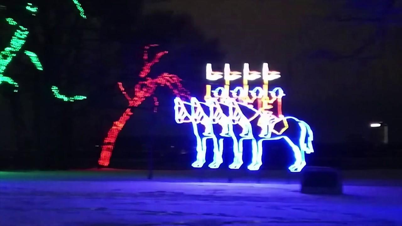 Christmas On Ice.Niagara Falls Christmas On Ice Thecannonball Org