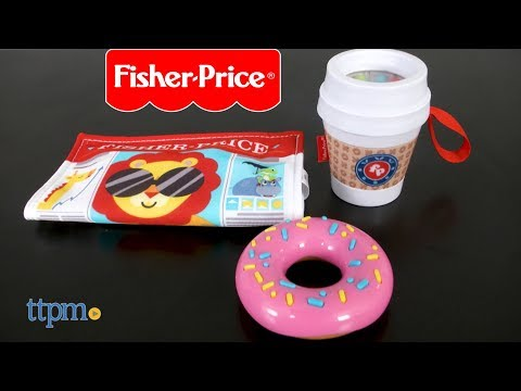 Fisher-Price On-the-Go Breakfast From Fisher-Price