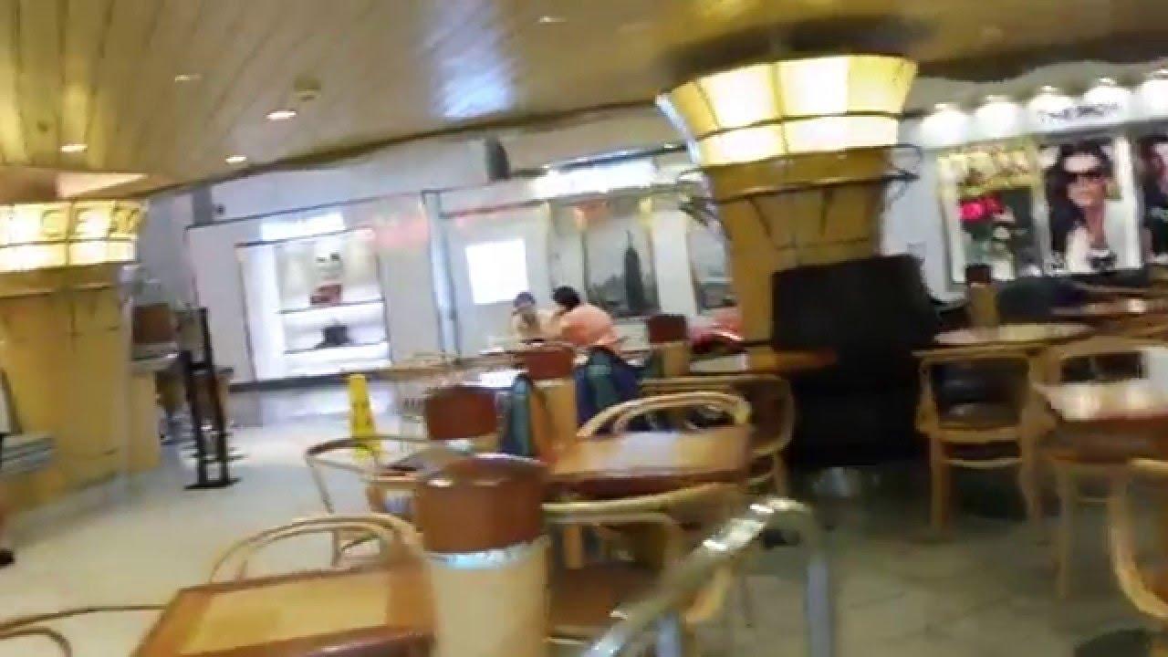 Voyager of the Seas  Deck 5 Royal Promenade  YouTube