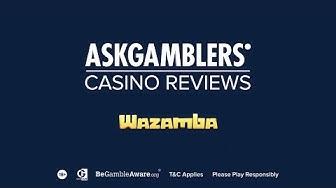 Wazamba Casino Video Review   AskGamblers