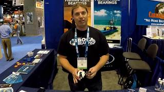 Boca Bearing at ICAST 2017