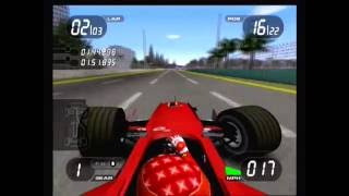 THE EPIC MUSIC OF FORMULA ONE 2001 (PLAYSTATION 2)