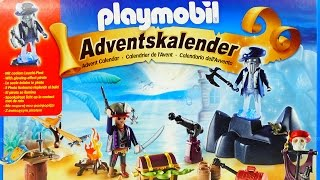 Playmobil Advent Calendar   Pirate Treasure Island   New