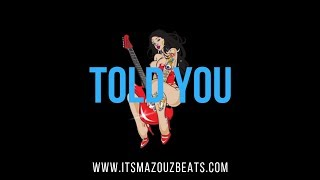 "(FREE) Roddy Ricch ft Quando Rondo Type Beat - ""Told You"" 