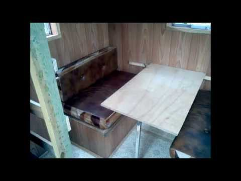 Texas Solar Powered Cabin and Off Grid Camp Projec