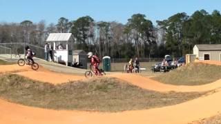 13 FEB 201641-45 INT. Main, Local Race at First Coast BMX, St. Augustine, FL.