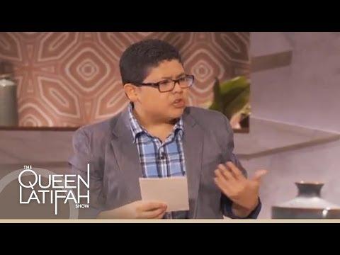 Rico Rodriguez Impersonates Sofia Vergara on The Queen Latifah Show
