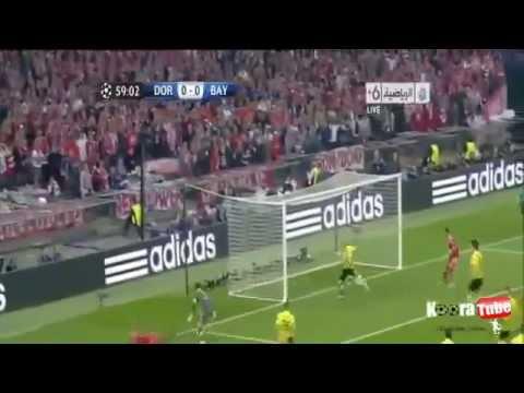 Бавария боруссия финал лиги чемпионов видео голов