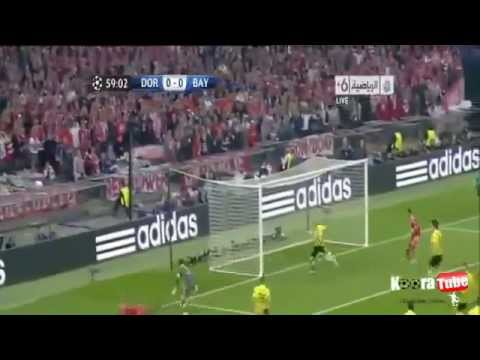 Финал лиги чемпионов бавария боруссия дортмунд видео