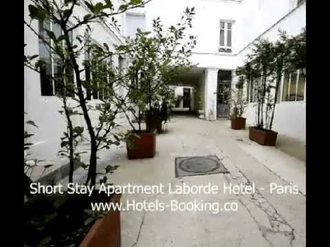Short Stay Apartment Laborde Hotel - Paris