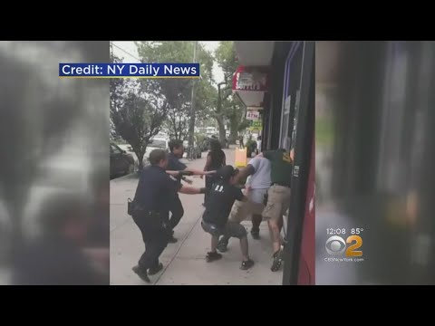 Four Years Since Death Of Eric Garner On Staten Island