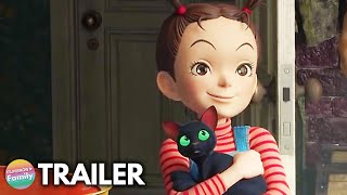 The new english dubbed trailer for earwig and witch which features world debut of six-time grammy-award winner kacey musgraves' language cove...