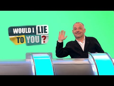 Bob's your uncle! - Bob Mortimer's names on Would I Lie to You?