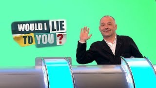 Bob's your uncle! - Bob Mortimer's names on Would I Lie to You? [HD]