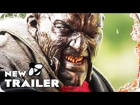 Jeepers Creepers 3 International Trailer (2017) Horror Movie