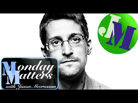 James Bamford Meets Edward Snowden