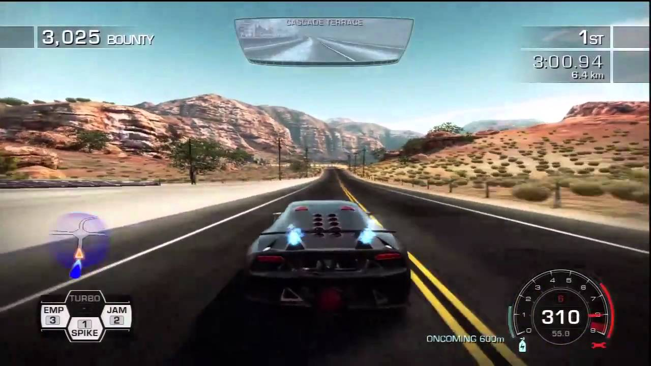 nfs hot pursuit lamborghini sesto elemento gameplay youtube. Black Bedroom Furniture Sets. Home Design Ideas