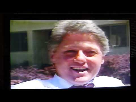 KATV interview with Arkansas Governor Bill Clinton in 1990.