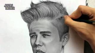 Drawing JustinBieber and you can learn to draw, cartoon,cars,animal...