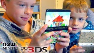 New Nintendo 3ds - Top 5 Family Games