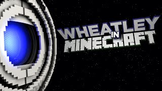 Minecraft Animation - Portal 2 - Wheatley in Space