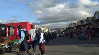 【南アフリカ横断】プロローグ2 南アフリカ 車載動画 ダイジェスト