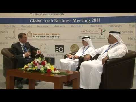 Arab Business Leaders of the Year: Interview at the 2011 Horasis Global Arab Business Meeting